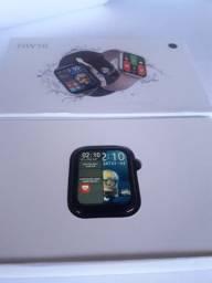 Smartwatch iwo13 série 6 estilo Apple ? watch hw16 lançamentos