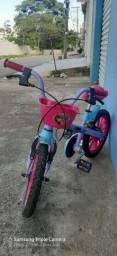 Bicicleta infantil Frozen aro 16