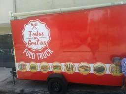 Trailler (Food Truck)