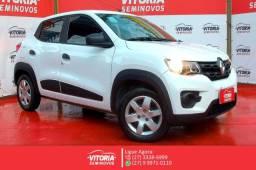 Renault Kwid Zen 1.0 Flex Mec. 2018 Pouco Km.