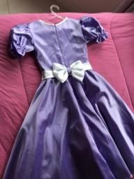 Vestido ballet ctg infantil