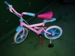 Bicicleta infantil Cinderela