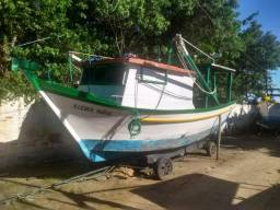 Bote de arrasto, barco de camarão - 2006