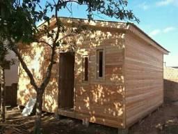 Casa pré fabricadas