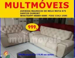 Sofa chaise luxo italia