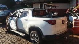 Fiat Toro Freedom 1.8 E.torq Sucata (leia o anúncio)