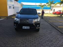 Toyota Hilux SRV 2016 completa - 2016
