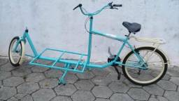 Vendo 02 bikes long John uma sem uso