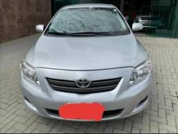 Toyota Corolla 2009 completo - 2009