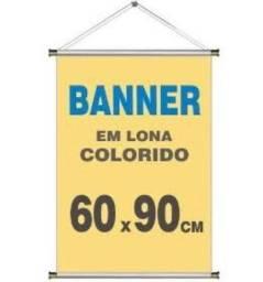 Banner a partir de 75 reais