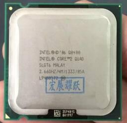 Processador Intel core 2 quad Q8400 soquete LGA 775