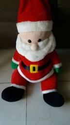 Papai Noel de Pelúcia