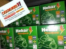Bateria Heliar 5Ah só 110,00 Avista na CASA!