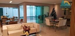 Condomínio Renaissance - 4 suítes - 300m² - Casa com Fino Acabamento - 4 vagas