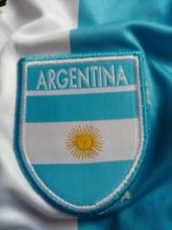 Camisa da Argentina (Nova na Etiqueta) - RS 50,00