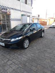 Honda Civic LXS 1.8 manual 2014/2015 - 2015