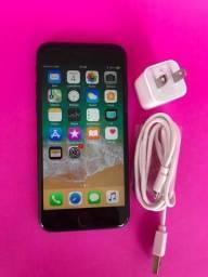 IPhone 7 32GB Black - impecavel - novissimo - completo