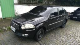 Fiat Siena 2008 ELX tetrafuel Vist2019 - 2009