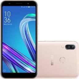 Smartphone Zenfone Asus Max M2 32GB Dual Câm dupla 13MP+8MP Novo. Lacrado. c/NF e garantia