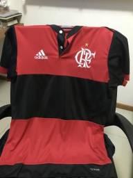 Camisa Flamengo adidas 2017 Tam P