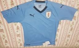 c6b65830c2 ORIGINAL    Camisa da Seleção do Uruguai