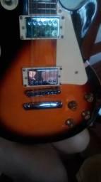 Guitarra shelter ville com case