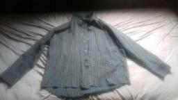 Camisa Social Tamanho 3 Grande Cia do Terno f2763b35d8c