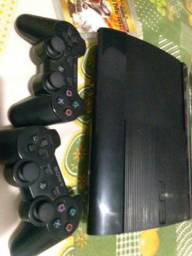 Playstation 3 com 500 de HD