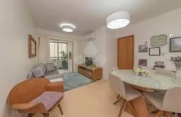 Apartamento à venda com 2 dormitórios em Jardim botânico, Porto alegre cod:5533