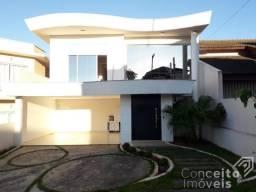 Casa de condomínio à venda com 3 dormitórios em Oficinas, Ponta grossa cod:392502.001