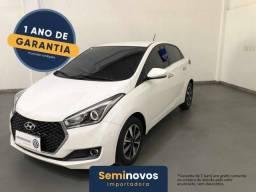 HB20 2019/2019 1.6 PREMIUM 16V FLEX 4P AUTOMÁTICO