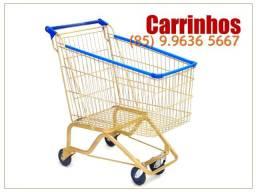 Fabricamos Carrinhos Supermercados, Condominios