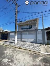 Sobrado em Condomínio para Venda em Vila Caiçara Praia Grande-SP