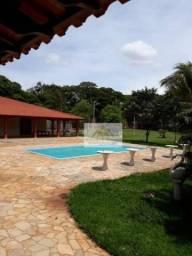 Chácara com 3 dormitórios para alugar, 5000 m² por R$ 6.000,00/mês - Recreio Internacional