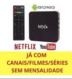 Tv+Filmes+Séries Aparelho já configurado