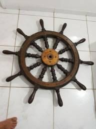 Rodas de Leme  timão para barco traineira veleiro escuna