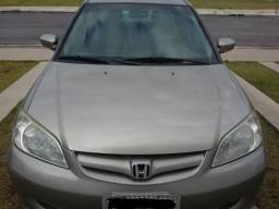 Honda civic completo 2005 -raridade