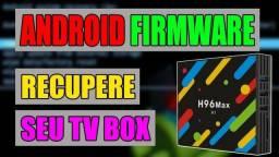 Instalação, Configuração e Recuperação de Tv Box