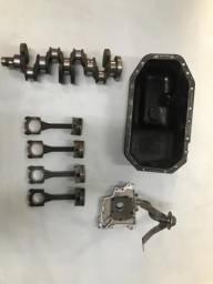 Título do anúncio: Kit eixo, pistão, bomba e carter 1.0 do motor A111
