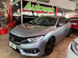 Honda Civic 2017 2.0 A/T Troca e Financia