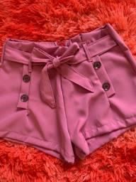 Lindos shorts por apenas R$15,00
