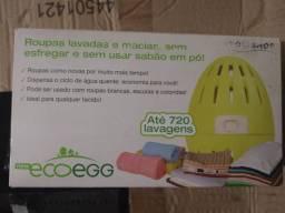 Pare de usar sabão em pó. New Eco Egg Polishop por menos da metade do preço