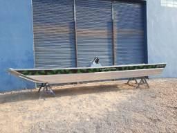 Barco Aluminio Cuiaba
