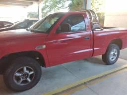 Dodge dakota sport 2.5, com kit GNV