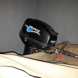 Motor de  polpa ibramar de 15 HP
