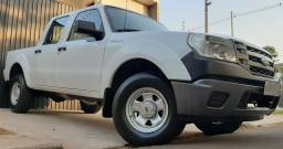 Ford Ranger 2010 3,0 Diesel 4x4 Completa Pneus Novos, Bem Conservada