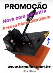 Prensa térmica Plana 38x38cm