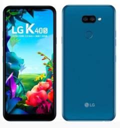 Celular LG k40s Smartphone novinho na caixa