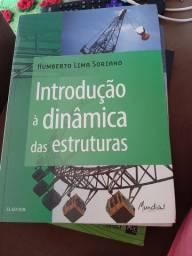 Livro Introdução a dinâmica das estruturas