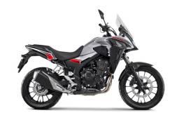 CB 500 X - 2021 / 2021 - okm - freios abs